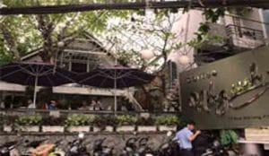 Cafe Nắng Xanh – Phú Nhuận