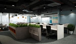 G-Office Vincom Center – HCM