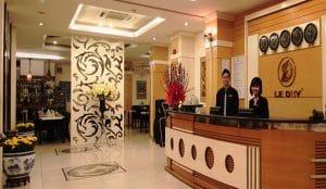 Khách sạn Lê Duy – HCM