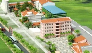 Khách sạn Vườn Thiên Thai – Tân Phú