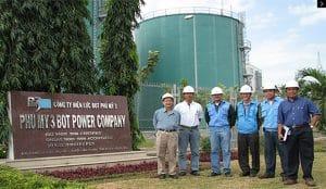 Nhà máy nhiệt điện phú mỹ 3 – Bà Rịa
