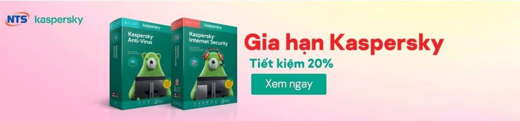 Kaspersky Antivirus Security - Banner